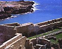 le mura di fortificazione - © Bella Italia