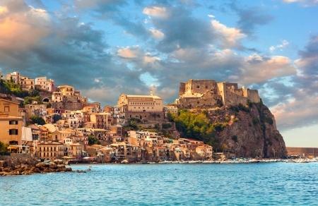 Scilla near Reggio di Calabria, Italy