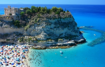 Tropea in Calabria, Italy