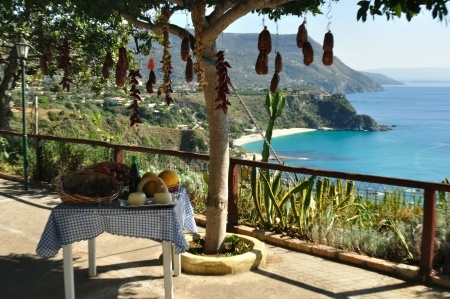 Accommodation Calabria